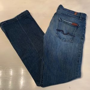 7 For All Mankind boot cut size 29